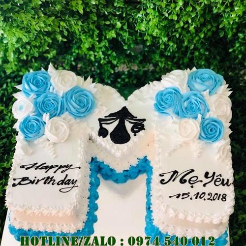 Bánh sinh nhật Đà lạt