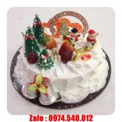 Bánh Kem Giáng Sinh Đẹp Nhất - GS06