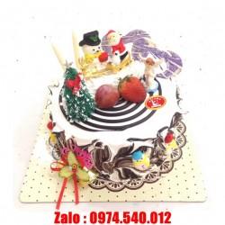 Bánh Gato Giáng Sinh - GS09
