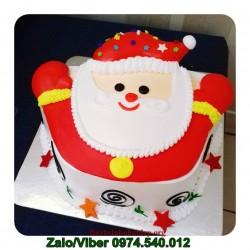 Bánh Kem Tặng Giáng Sinh - GS31