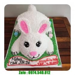 Bánh Kem Con Thỏ -  DV65